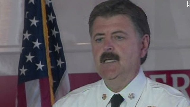 Chief: Deputy was in Ebola victim's home