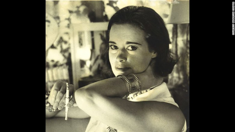 Gloria Vanderbilt was an American artist, designer, author and actress.