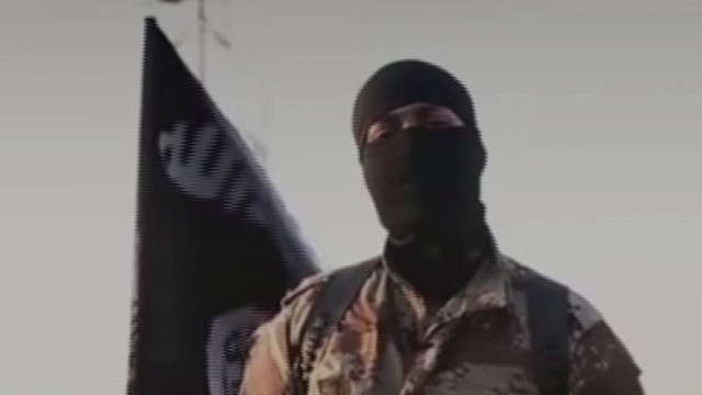 Tracking the ISIS fighter