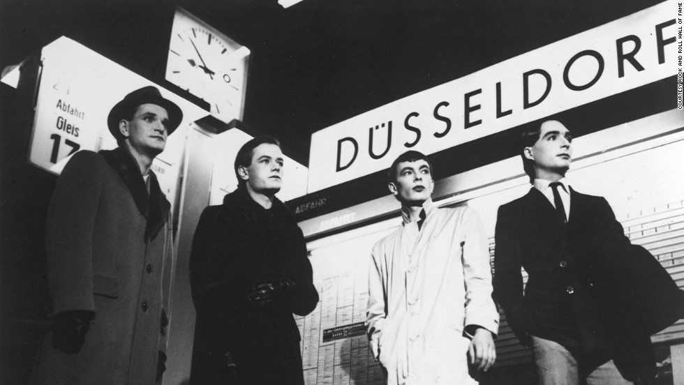 "Kraftwerk's synthesized sound first gained wide renown with 1974's ""Autobahn,"" an electronic evocation of a ride down a German highway. Other notable works include ""Trans-Europe Express"" and ""Computer World."""