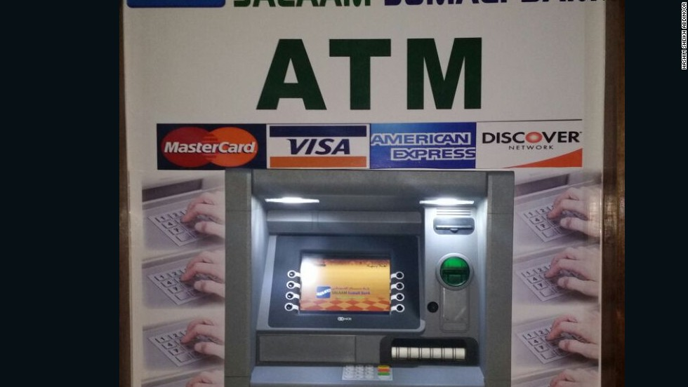 "According to international money transfer business <a href=""http://www.dahabshiil.com/about-us/dahabshiil-story.html"" target=""_blank"">Dahabshill</a>, this ATM won't be the only one in Mogadishu for long. The company says it will launch its ATM project in the city ""shortly."""