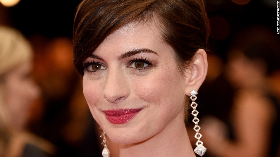 Actress Anne Hathaway co-hosted an August 2012 fundraiser for Obama's reelection effort with Hollywood producer Harvey Weinstein at his beachfront estate in Westport, Connecticut.