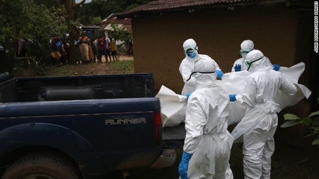 Ebola fight 'a deadly race against time'