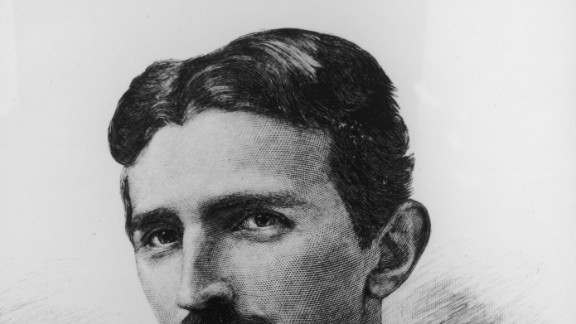 But the invention belonged to legendary scientist Nikola Tesla, and the patent was restored to him after his death.