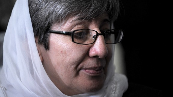 Many had expected Sima Samar to win in 2009, and in years since. She is best known as a trailblazer for women's rights in Afghanistan, though she's worked on human rights around the world.