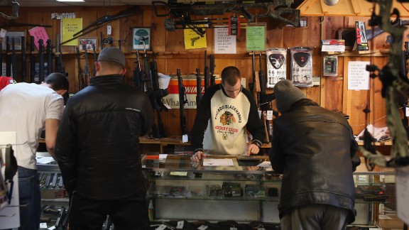 The U.S. is the most armed nation on the planet. In many countries, the police don't carry guns. Gun rights advocates say people need guns for self-protection and resistance against potential tyranny.