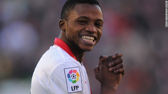 Lass Bangoura is a regular for Rayo Vallecano in Spain's La Liga competition as well as a Guinea international.