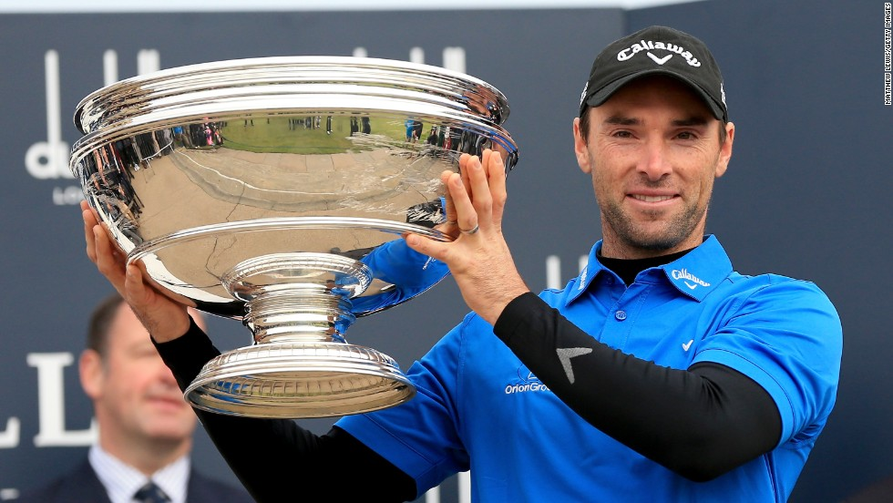 It was Wilson's first European Tour victory in his 228th tournament.