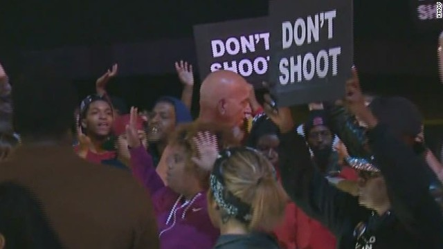 More protests planned over Ferguson
