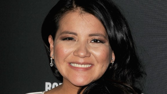 """Misty Upham was nominated for an Independent Spirit Award for her supporting role in """"Frozen River."""""""