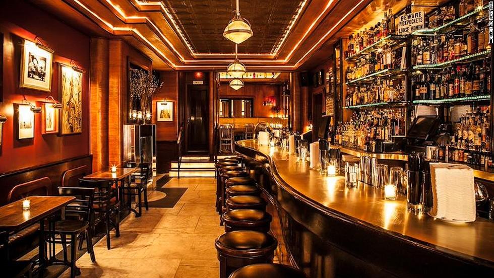 World\'s 50 best bars