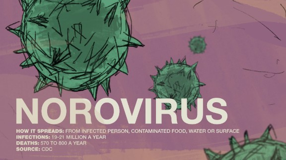 These viruses are some of the most infectious in the United States.
