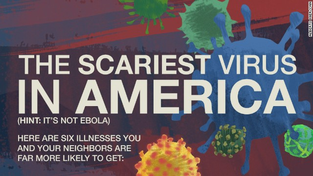 Going viral: Infectious diseases in the United States