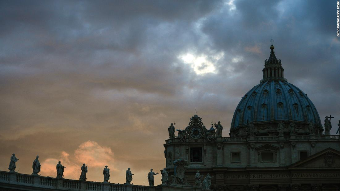 Salacious new book says homosexuality is rampant at the Vatican