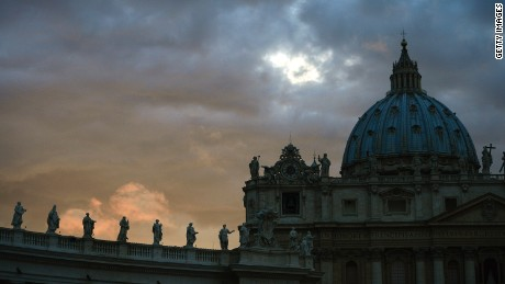 Vatican: Church should welcome gays and lesbians