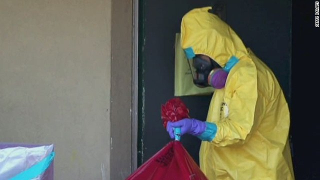 La. official: We won't accept Ebola waste