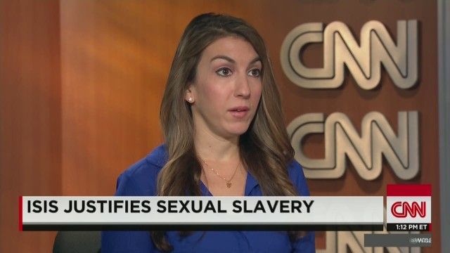 ISIS justifies slavery