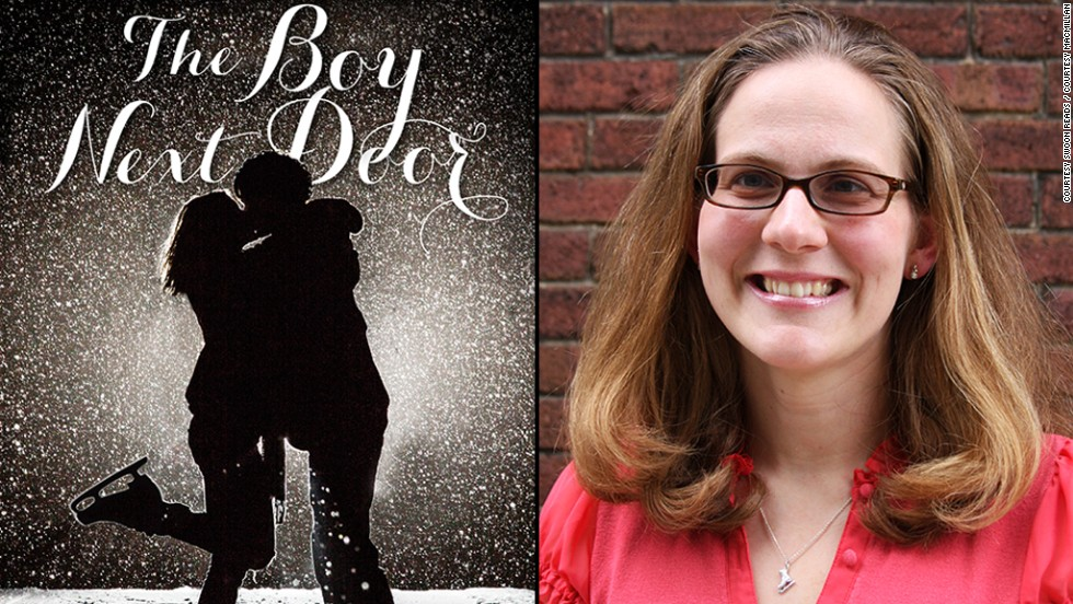 "In Katie Van Ark's ""<a href=""http://www.swoonreads.com/m/the-boy-next-door"" target=""_blank"">The Boy Next Door</a>,"" publishing January 2015, Maddy finds herself falling for her skating partner, Gabe -- but it could ruin their chance at the Olympics. Van Ark, a former figure skater, ""started writing about missing the ice"" and came up with the story."