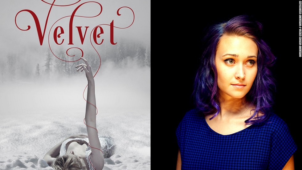 "In Temple West's ""<a href=""http://www.swoonreads.com/m/velvet"" target=""_blank"">Velvet</a>,"" publishing May 2015, Caitlin Holte's life is saved by her neighbor, who just happens to be a half-demon vampire. ""After reading the 'Twilight' books in college, I decided to write my own book about vampires,"" West said. ""I thought I would be a little bit more satisfied with the mythology and the protagonist that way."""