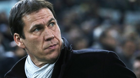 Garcia is forging a reputation as one of the most impressive coaches in European football. Since joining from French club Lille in June 2013, Garcia has helped take Roma to the next level with a series of encouraging displays.