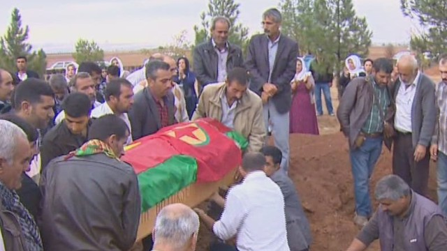 Kobani defenders pay with their lives