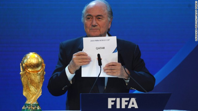 It's official! FIFA confirms winter World Cup in 2022