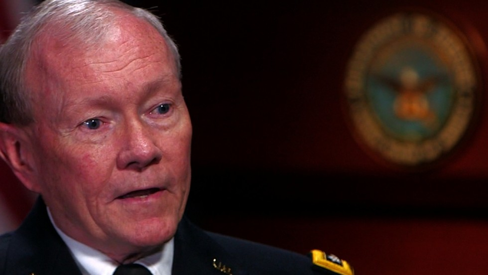 Dempsey: 'I don't see' Baghdad falling