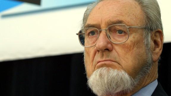 Paul Callan says we need someone like former U.S. Surgeon General C. Everett Koop, seen in 2001, at the helm.