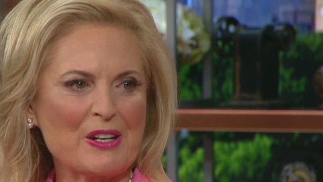 Ann Romney neurological diseases interview Newday _00014525.jpg