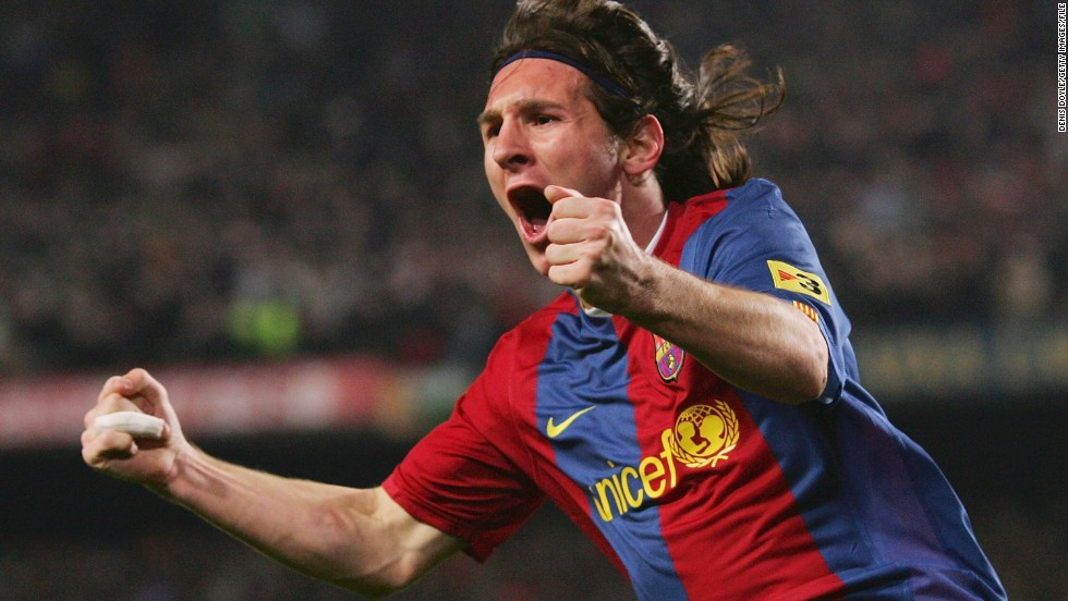 "Messi's reputation continued to grow and he showed his devastating potential on March 11, 2007. Matches between Barca and its archrival Real Madrid are dubbed ""El Clasico"" and regarded as one of the biggest games in the sport. Messi showed he belonged on the highest level with a hat-trick as the two teams drew 3-3."