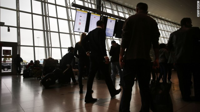 New Ebola travel restrictions in U.S.