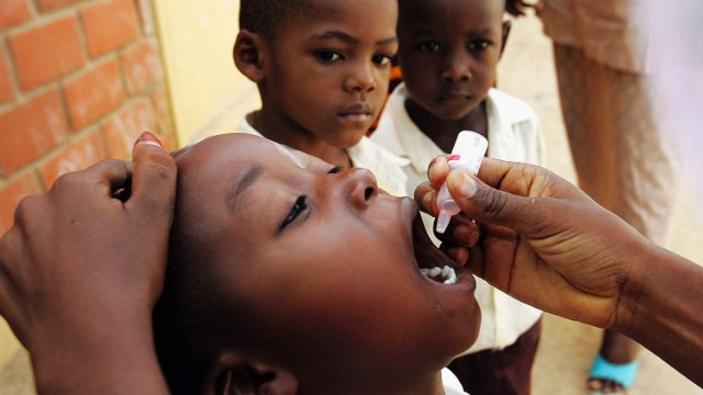 World Polio Day: Why polio is proving so hard to beat