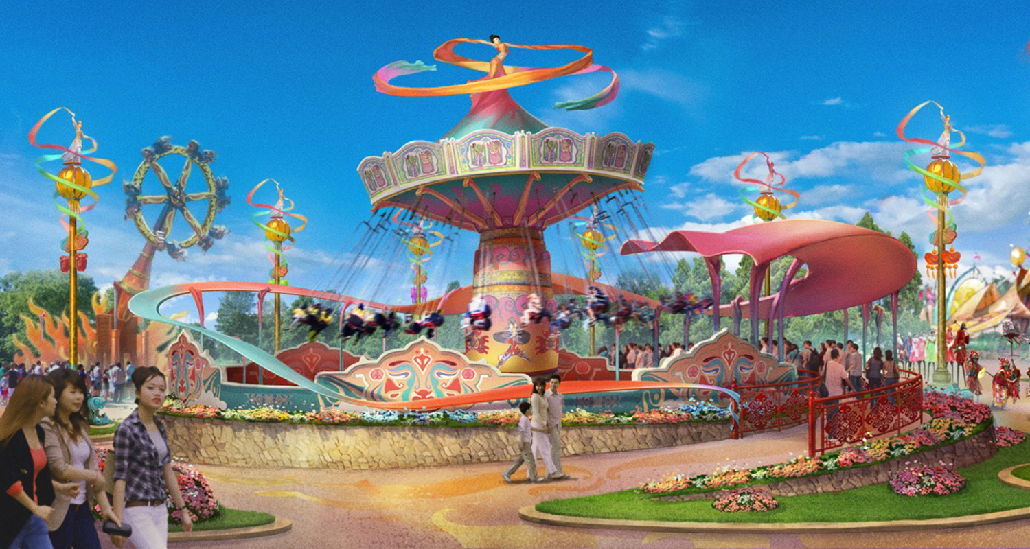 definition of theme park The theme park is operated by universal parks and resorts which is a reputed brand worldwide weaknesses 1 the park depends excessively on the popularity of the.