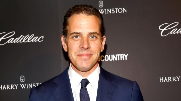 NEW YORK, NY - MAY 28: Hunter Biden attends the T&C Philanthropy Summit with screening of 'Generosity Of Eye' at Lincoln Center with Town & Country on May 28, 2014 in New York City. (Photo by Astrid Stawiarz/Getty Images for Town & Country)