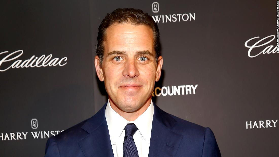 Hunter Biden to step down from Chinese company board and not work for foreign-owned firms if father elected