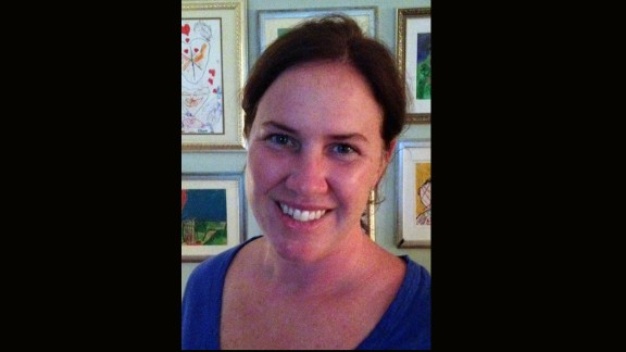 Kerry Egan is a hospice chaplain and author.
