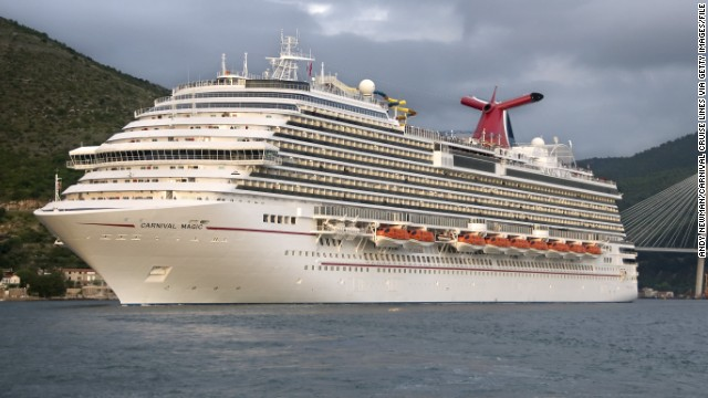 Hospital Worker Quarantined On Cruise Ship CNN Video - Cruise ship stories