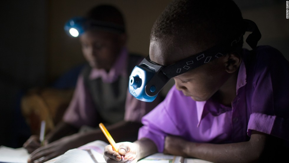 One area of design that is in focus during the World Design Capital year is lighting. The Nuru light initiative is working to reduce the number of South African households who rely on paraffin and candles for illumination -- currenltly 3.4 million.
