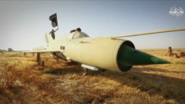 An ISIS air force?