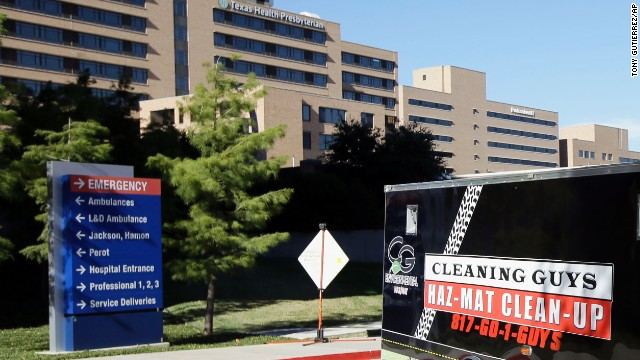 Texas hospital: We let our guard down