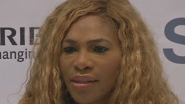 Serena responds to Russian tennis chief