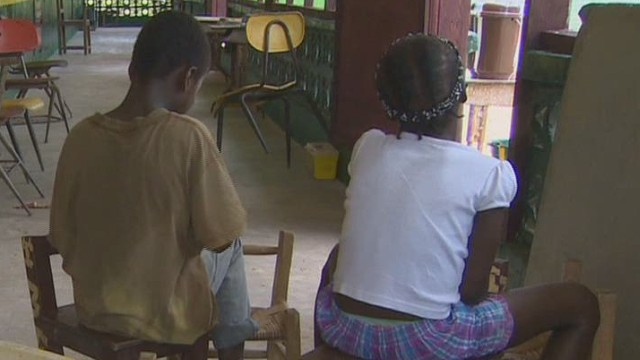 Relatives afraid to take in Ebola orphans