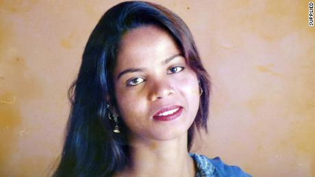 Pakistan's Christian Asia Bibi remains free as Supreme Court says her case will not be heard
