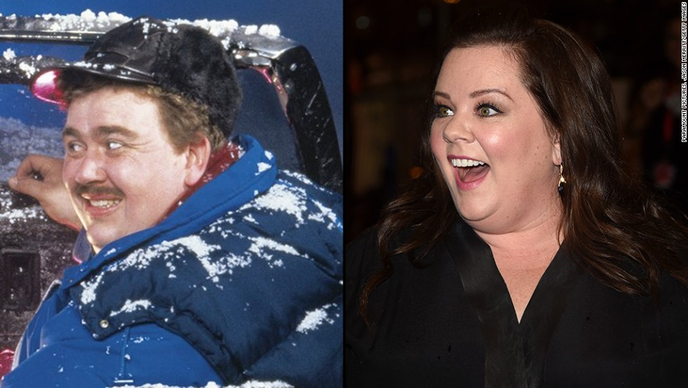 "Likewise, Melissa McCarthy could join Fey in the role made famous by the late John Candy in ""Trains, Planes and Automobiles."""