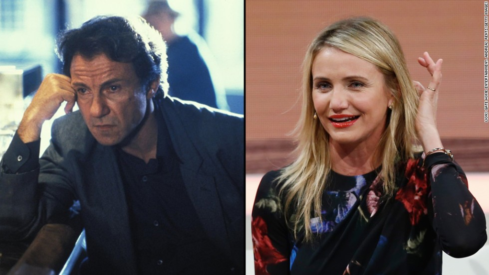 "After seeing Cameron Diaz take on a steely, ruthless persona in ""The Counselor,"" we think she could sub in for Harvey Keitel in ""Bad Lieutenant."""