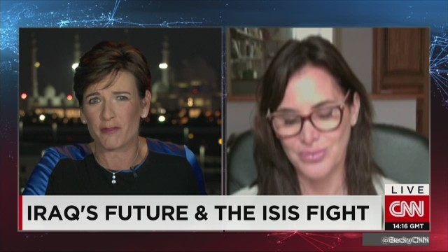 Iraq's future and the ISIS fight