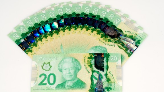 High-tech security efforts are now a common feature of new currencies. When combined with detailed artworks or designs they can make the job of forgers more difficult. Canada