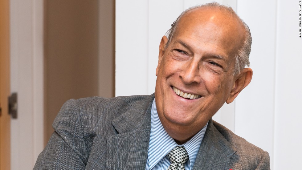 "He's been called the ""Sultan of Suave"" and a fashion powerhouse. Oscar de la Renta died Monday, October 20, after half a century as a legendary designer. ""I'm a very restless person,"" he once said. ""I'm always doing something. The creative process never stops."" Celebrities, too, loved him for his approach to design. Take a look at some of his red-carpet creations:"