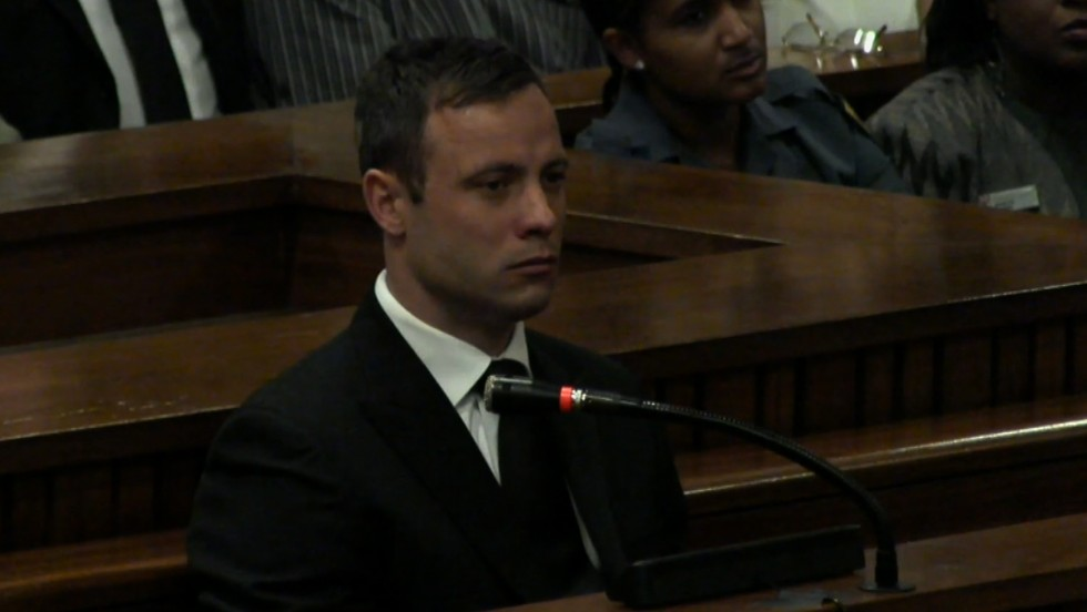 Pistorius sentenced to 5 years in prison