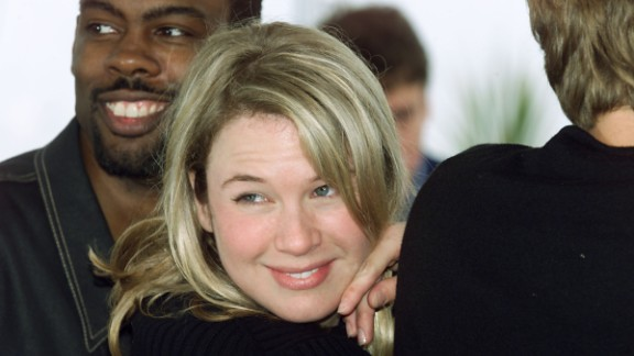 Renee Zellweger at the 53rd Cannes Film Festival in Cannes, France in May 2000.